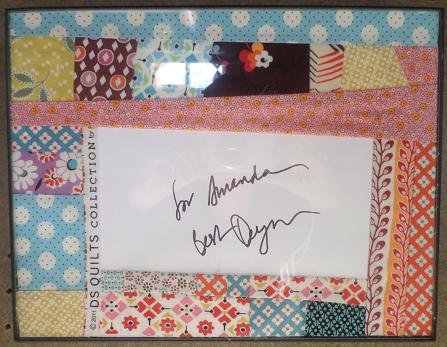 Denyse Schmidt Autograph